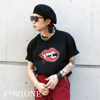 【3/17 22:00〜販売開始】F1ND ONE Tooth Wang T-shirt