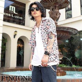 【5/15 22:00〜販売開始】F1ND ONE P.Leopard S/S Shirt