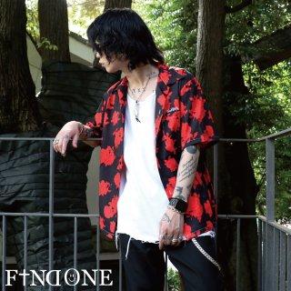 【5/15 22:00〜販売開始】F1ND ONE RoseHandle S/S Shirt