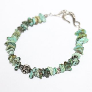 KinCrossWorld Turquoise Tribal Bracelet