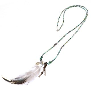 KinCrossWorld HAPEACE Custom Long Necklace