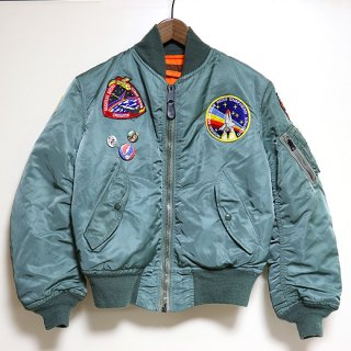KinCrossWorld Remake MA-1 Jacket