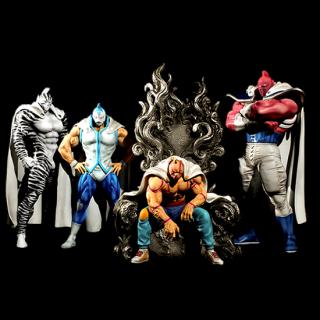 運命の四王子