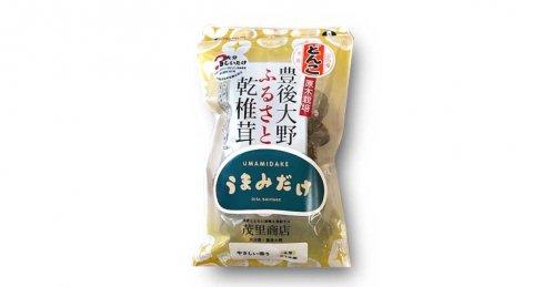 大分県産どんこ椎茸 - うまみだけ50g