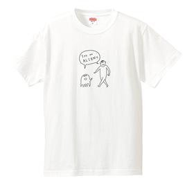 Tシャツ【エイリアン】