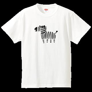 Tシャツ【しまうま】