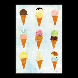 ポストカード【アイス】