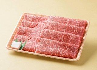 鹿児島黒毛和牛 特上すき焼き用 500g