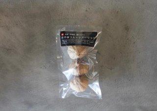 京丹後フルーツガーリック(中玉3個入り)(農薬不使用)