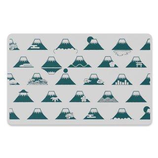 富士山ミニシーン/青緑
