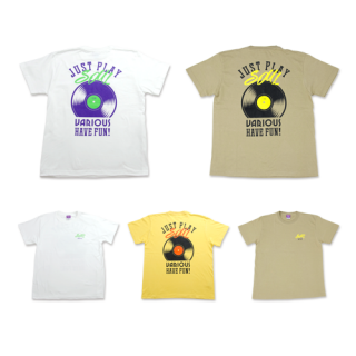 【SOUL RECORD】半袖Tシャツ