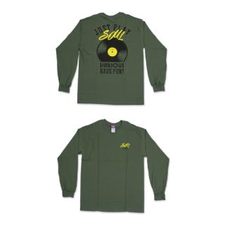 【SOUL RECORD】ロングTシャツ