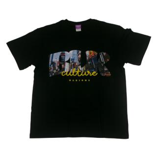 【BLK culture】半袖Tシャツ