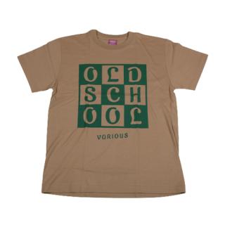 【CheckBox LOGO】半袖Tシャツ