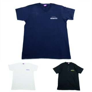 【VARIOUS LOGO -音波形-】Tシャツ