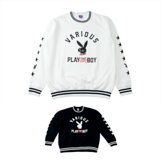 <img class='new_mark_img1' src='https://img.shop-pro.jp/img/new/icons40.gif' style='border:none;display:inline;margin:0px;padding:0px;width:auto;' />【PLAY THAT FUNKY BOY】ロングクールネック スウェット