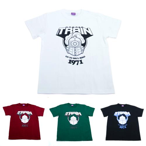 【BOOGIE TRAIN】キッズ / 半袖Tシャツ