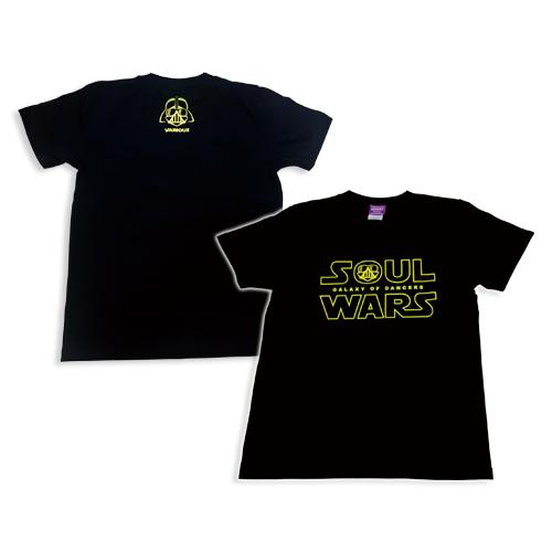 【SOUL WARS】キッズ / 半袖Tシャツ