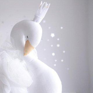 ILKA Elora Swan(BIG SIZE)white