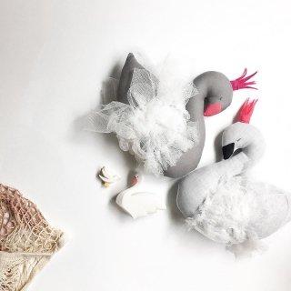 ILKA Pastel Swan Gray