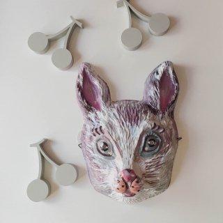 Nathalie lete  Rabbit  mask  blank