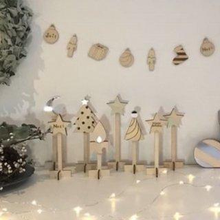 TRNE  christmas  stick set