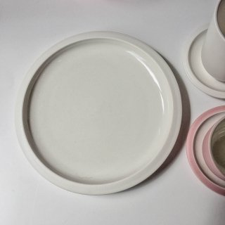 SERAX LOVATT new collection PLATE WHITE  Size:約 Φ200×H20mm