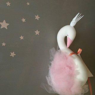 ILKA  swan burst mini  pink