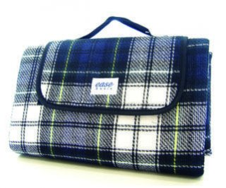 LEISURE SHEET Plaid WH / GR