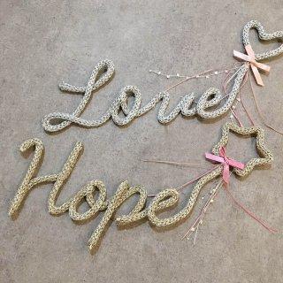 Petit-etoile hanger  HOPE (Gold)