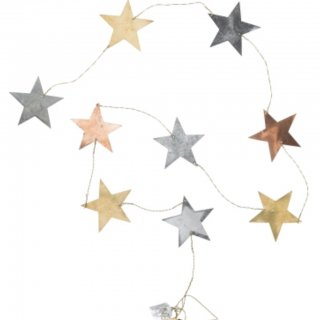 入荷!!!walther&co   3color  stargarland {silver copper brass}