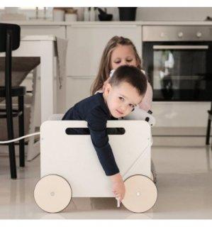入荷!! 送料無料!Ooh noo Toy Chest on Wheels