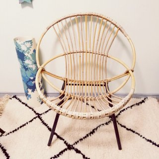 Rotin Chair I From France