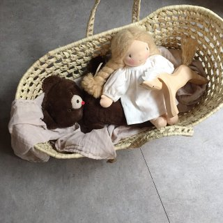 Numero74 doll  basket
