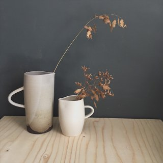 Notary Ceramics  simple pitcher