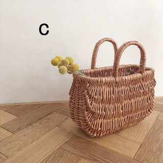 Straw bag (C) From Latvia