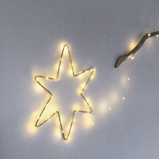 RUNI 六角星 Star Iron matgold