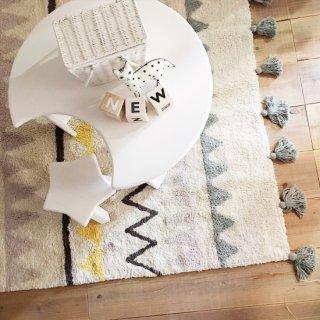 ご予約受付中!Moon  table & Star chair set   vintage white  (SEN_TO_SENCE specialedition)