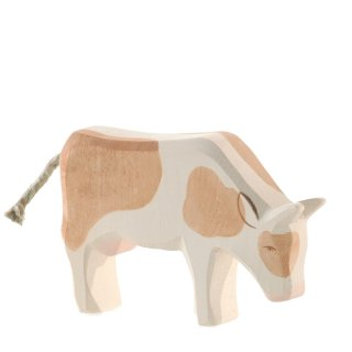 入荷!Cow eating