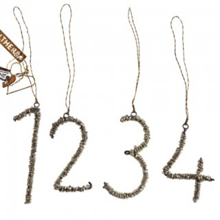 Walther&Co bead numbers set4 D2