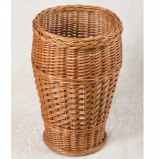 Broom umbrella basket  From Latvia