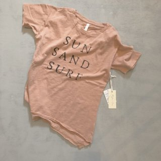 <img class='new_mark_img1' src='//img.shop-pro.jp/img/new/icons14.gif' style='border:none;display:inline;margin:0px;padding:0px;width:auto;' />Rylee and cru   SUN SAND SURF tshirt