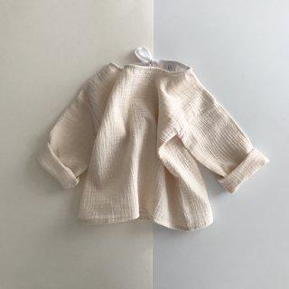 liilu oversize shirt(vanilla)