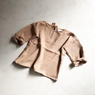 liilu oversize shirt(mud)