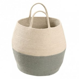 入荷!!! Lorena Canals Basket   Zoco Vintage Blue - Natural