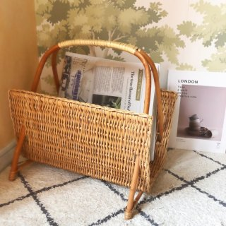 Newspaper  Basket AG3  From Latvia