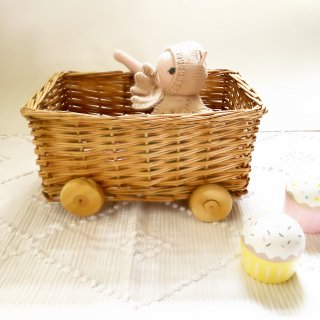 <img class='new_mark_img1' src='//img.shop-pro.jp/img/new/icons14.gif' style='border:none;display:inline;margin:0px;padding:0px;width:auto;' />入荷!Toy wagon Small&Medium size  From Latvia