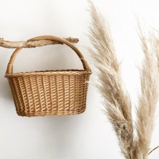 Straw bag (G) From Latvia