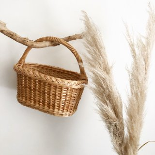 Straw bag (H) From Latvia