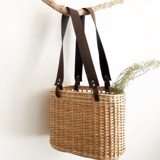 Straw bag (J) From Latvia